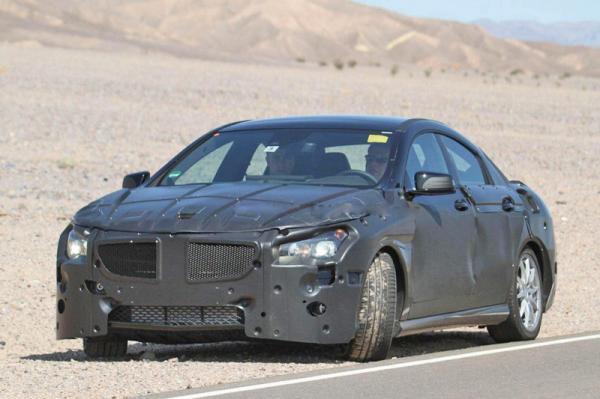 Mercedes-Benz CLC проходит испытания