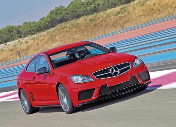 Самый мощный Mercedes-Benz C-Class