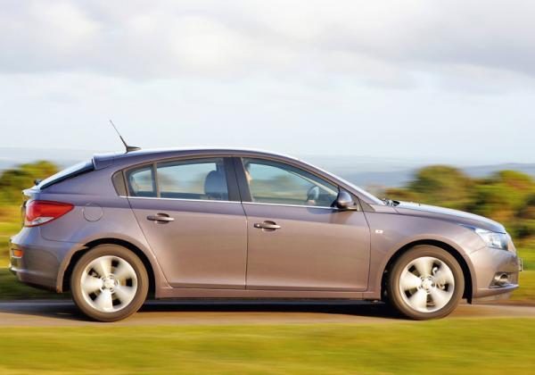 Chevrolet Cruze дебютирует на украинском рынке в сентябре