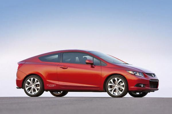 Honda будет собирать Civic и CR-V в Англии