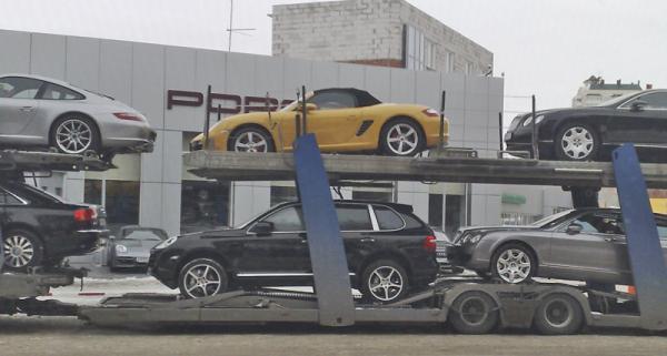 Ввозные пошлины на автомобили могут снизить