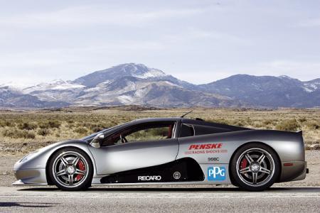 Скоростные успехи серийных автомобилей