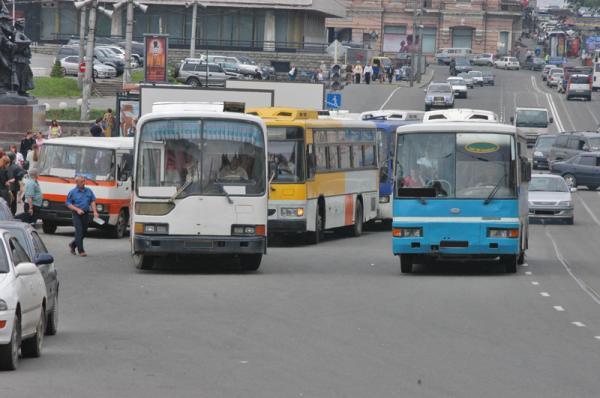 ГАИ усиливает контроль за автоперевозчиками