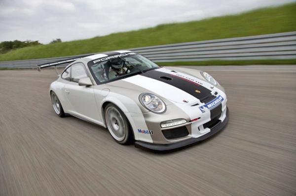 Porsche 911 GT3 Cup  обновленная модель