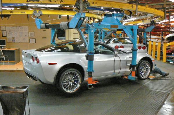 GM снова стал крупнейшим автопроизводителем