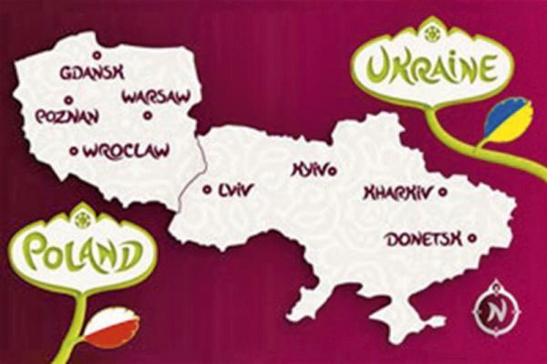 К Евро-2012 в Киеве установят 100 новых информационніх сиендов