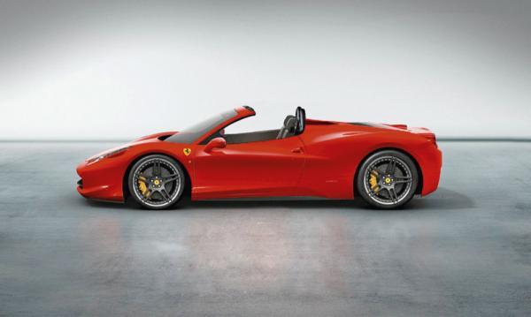 Ferrari обновит модельный ряд