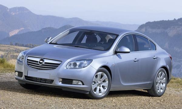 Opel Insignia в 2012 году обновят