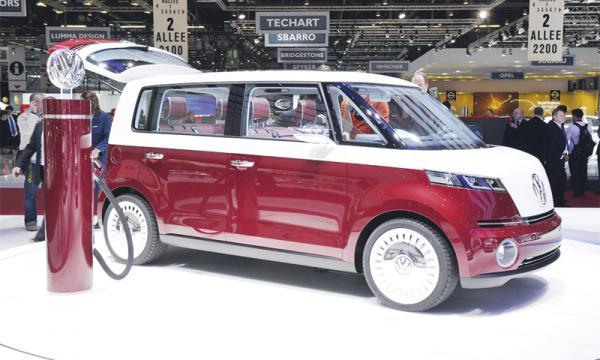Volkswagen Bulli: новый минивэн