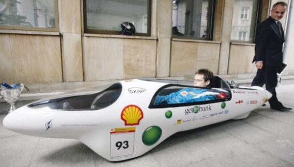 Kropelka: автомобиль будущего