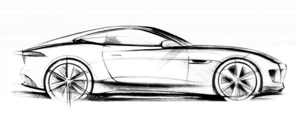 Jaguar готовит концептуальное купе