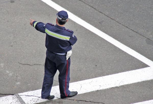 У ГАИ теперь масса причин для законной остановки транспортных средств