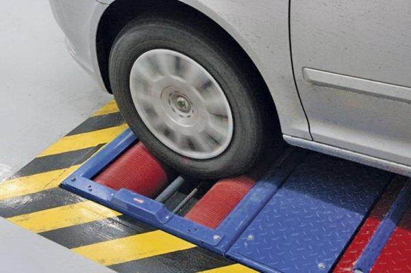 ГАИ закупила мобильные диагностические станции для  проверки технического состояния автомобилей