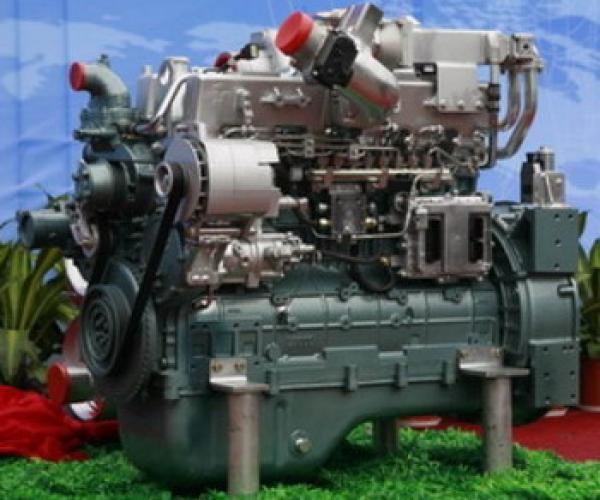 Китайская компания создала двигатель Евро-6