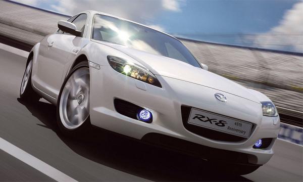 Mazda RX8 снята с производства