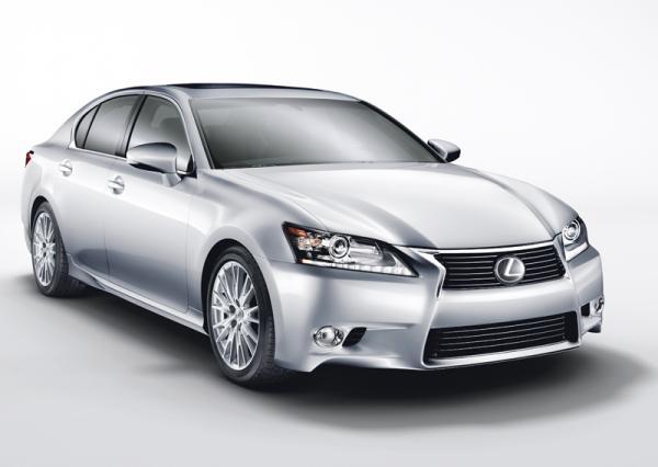 Lexus GS 350: четвертое поколение