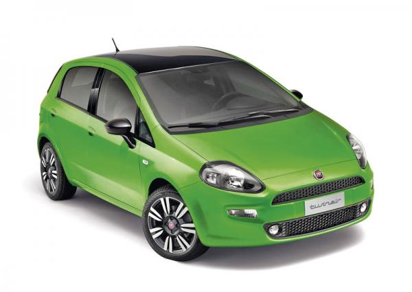 Fiat Grande Punto обновили