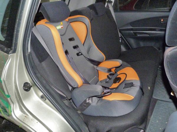 За перевозку детей без детских кресел будут штрафовать