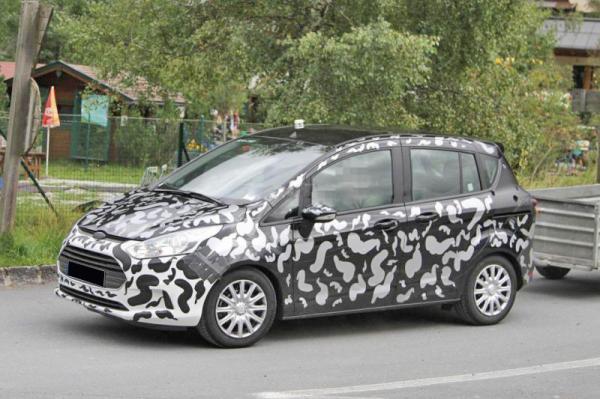 Ford B-MAX 2012 модельного года