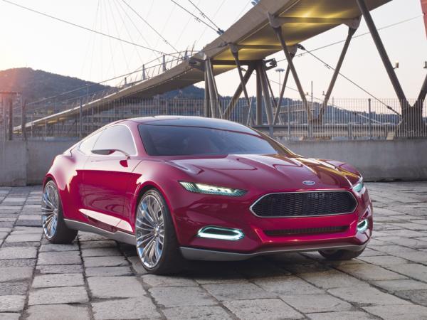 Ford Evos: предвестник нового купе