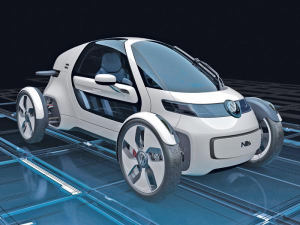 Volkswagen Nils: гимн минимализму