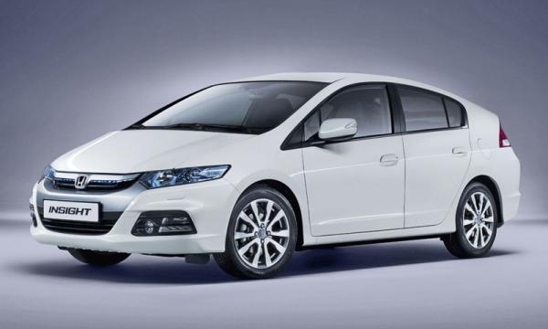 Honda покажет во Франкфурте обновленный Insight
