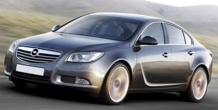 Opel Insignia:продолжение семейства Vectra