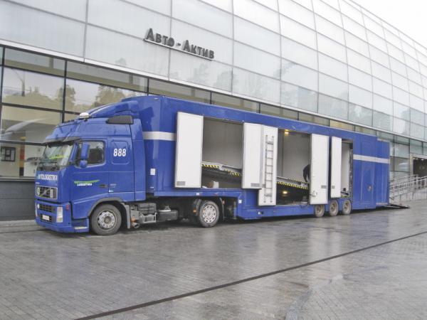 Изменен перечень документов, необходимых для таможенного контроля транспортных средств