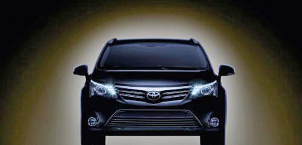 Toyota Avensis обновили
