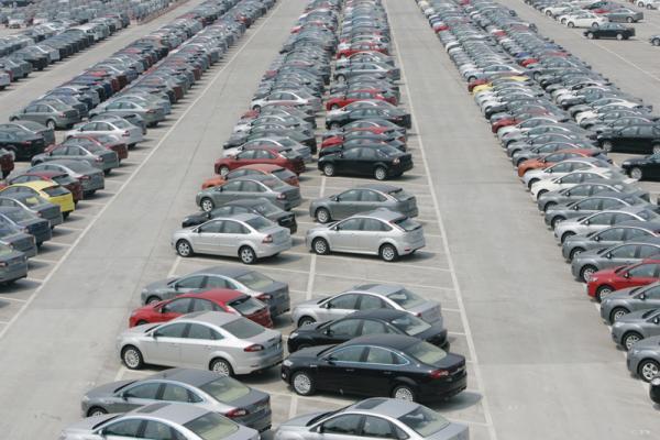 В Украине растет уровень продажи легковых автомобилей