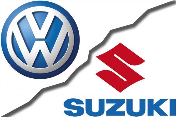 Альянс Suzuki и Volkswagen может распасться