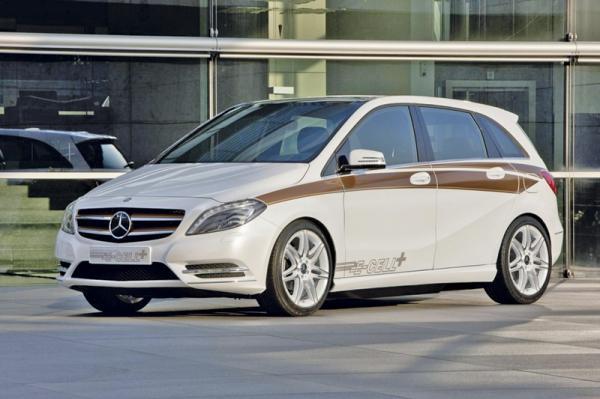 Франкфуртский автосалон-2011: Mercedes-Benz