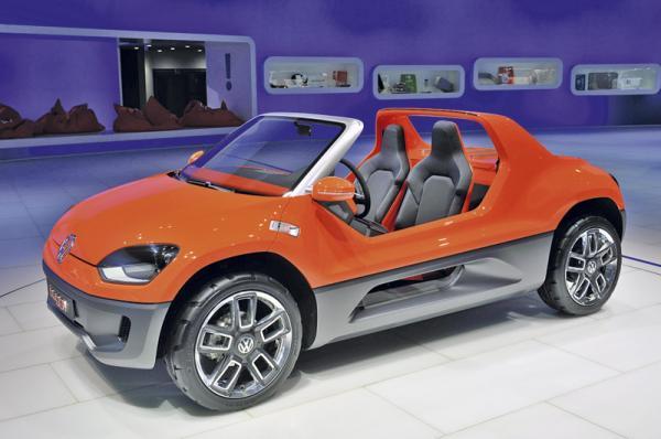 Франкфуртский автосалон-2011: Volkswagen