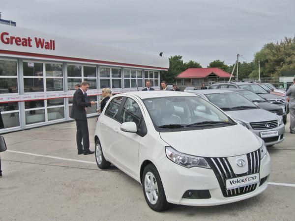 """ООО """"Богдан-Индустрия"""" и Great Wall Motor Company Limited официально заявили о возращении автомобильной марки  Great Wall в Украину"""