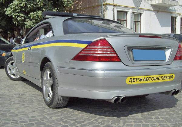 В украинском МВД – пополнение