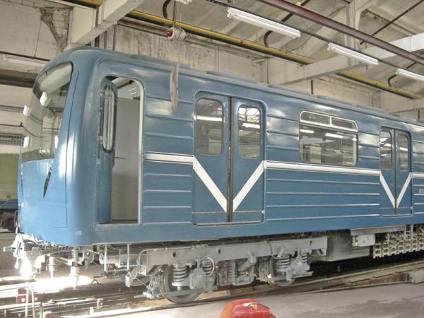 В Киеве появятся еще две станции метро и новые комфортные вагоны…