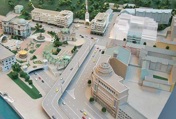 Произошли изменения в схеме дорожного движения на Почтовой площади