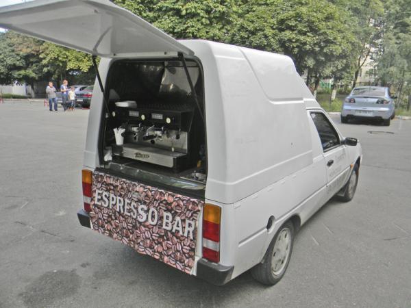Работники ГАИ охотятся за кофейнями на колесах