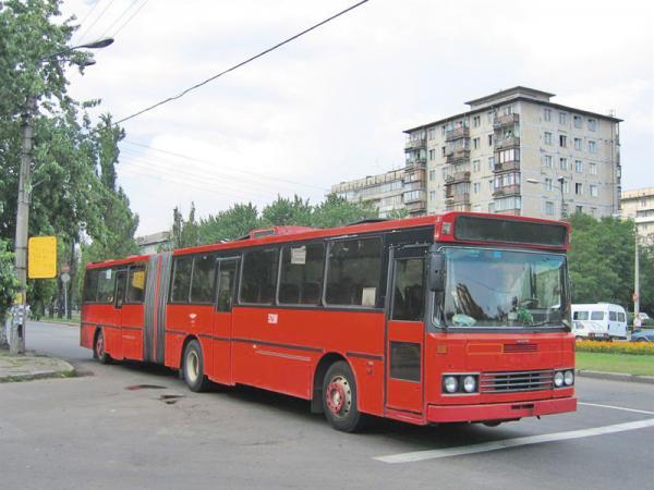 К Евро-2012 власти обновят городской транспорт