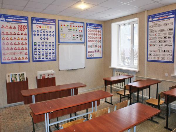 Как и за сколько можно получить права в Киеве