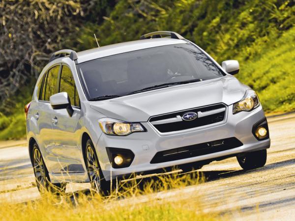 Subaru Impreza: четвертое издание