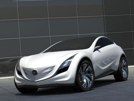 Mazda Karamai элегантный смерч