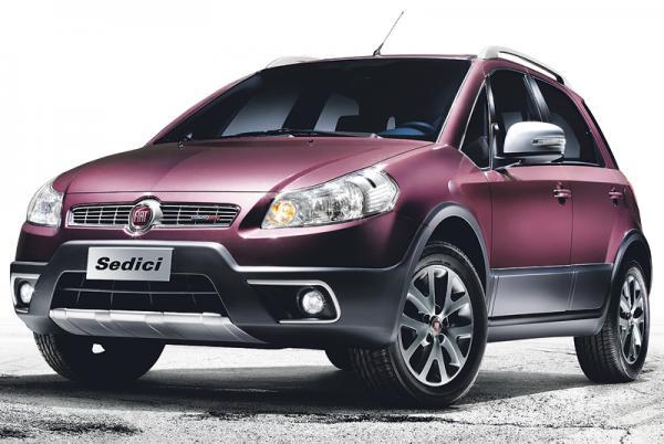 Fiat Sedici: обновление