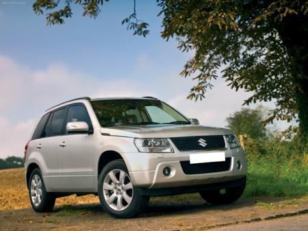 Suzuki Grand Vitara: обновление