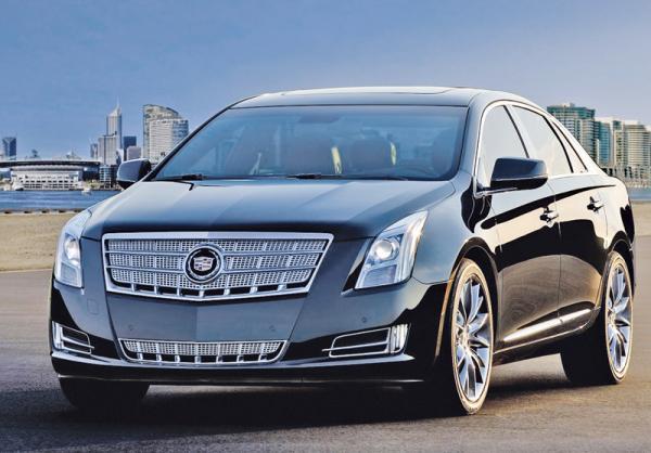 Cadillac XTS: новый флагман марки