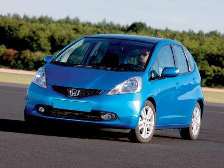 Honda Jazz: смена поколений