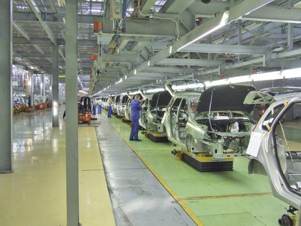 В Украине готов к работе третий автозавод полного цикла