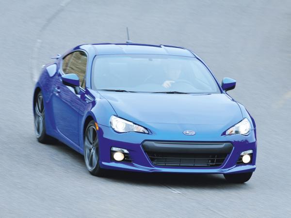 Subaru BRZ: чистокровное купе за разумные деньги