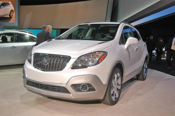 Детройтский автосалон-2011: Buick