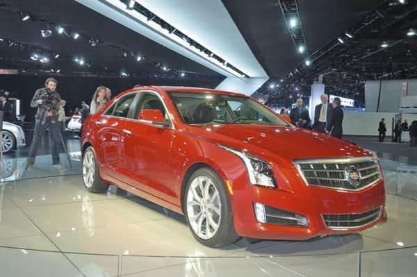 Детройтский автосалон-2011: Cadillac